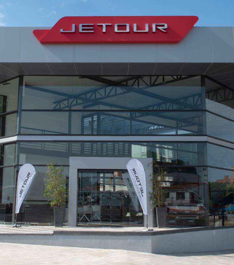 Jetour, un SUV a otra altura y para todos